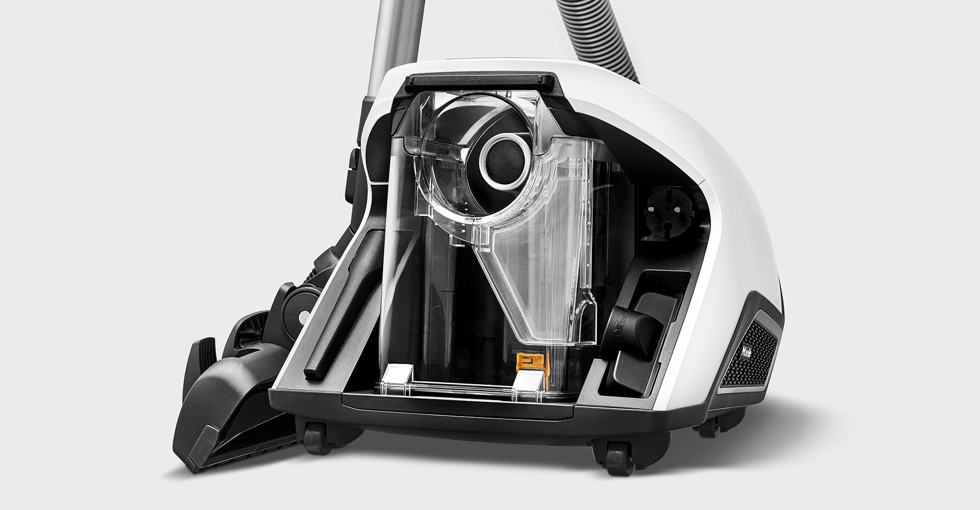 Miele Blizzard Cx1 Bagless Vacuum Cleaner 187 Miele