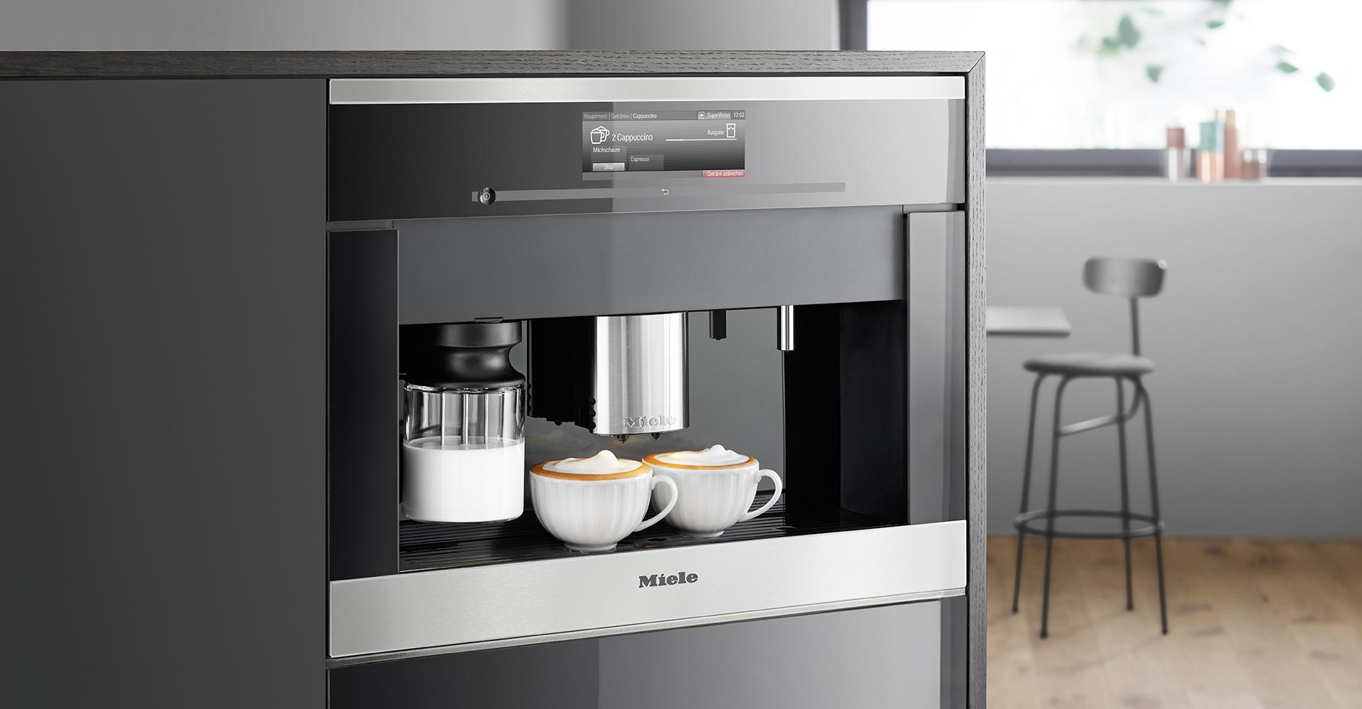 miele cva kaffeevollautomat miele. Black Bedroom Furniture Sets. Home Design Ideas
