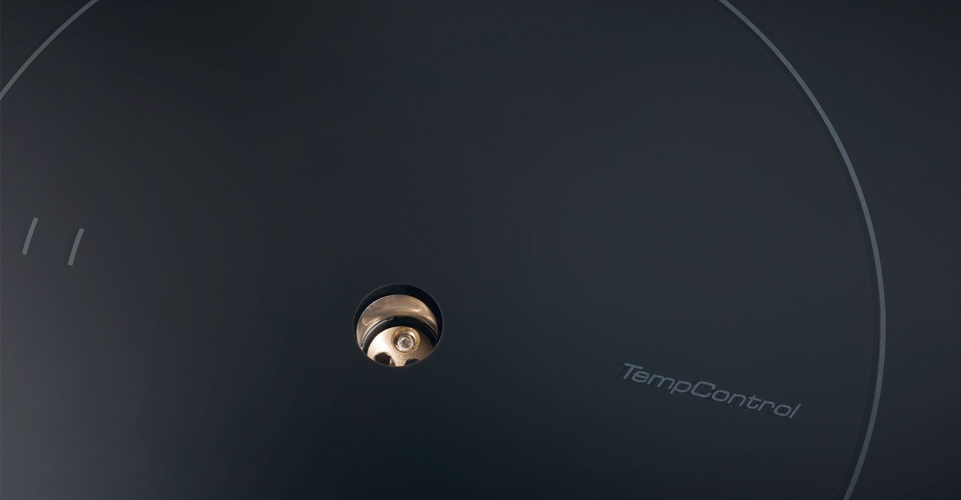 The New Induction Hob With Tempcontrol