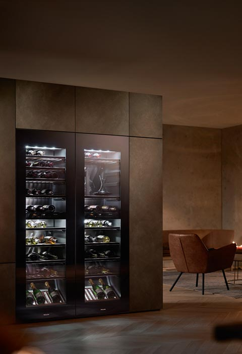 Miele Wine Fridges The Quality Is In The Storage