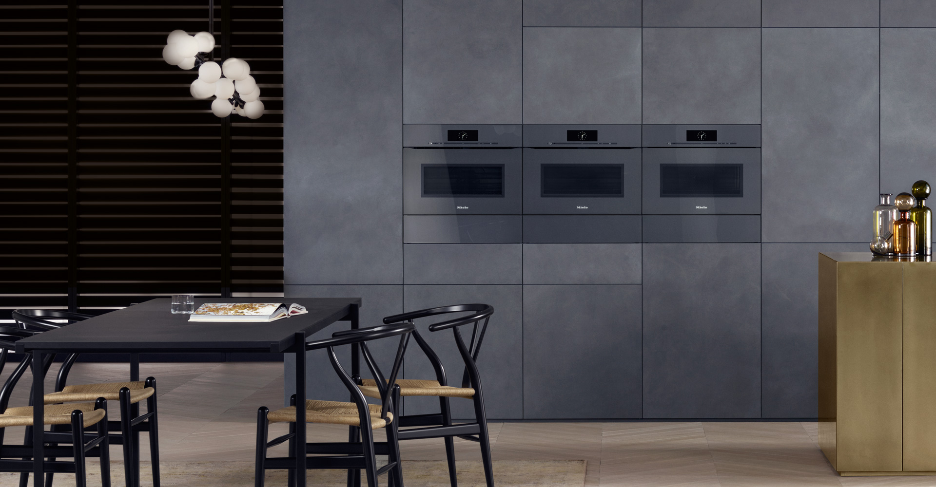 the handleless design line for your premium kitchen miele for everything you really love