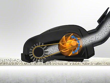 Turbobürsten