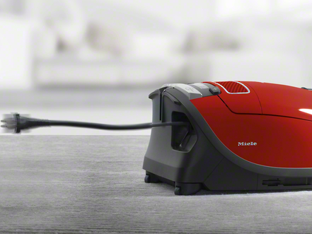 Automatisch Comfort-oprolsnoersysteem met drukknop