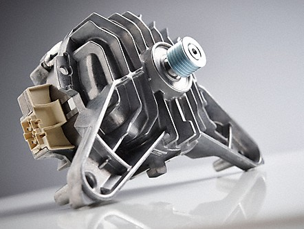 Hochentwickelter Synchronmotor