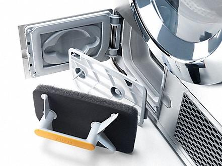 Patentiertes Wärmetauscher-Filtersystem*