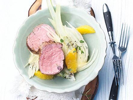 Kalb- und Rindfleisch
