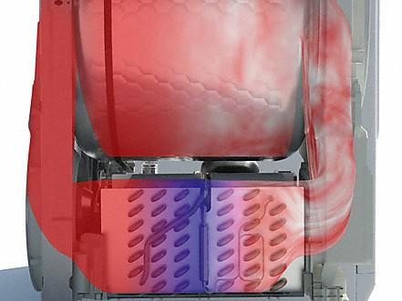 Energiesparendes Wärmepumpensystem*