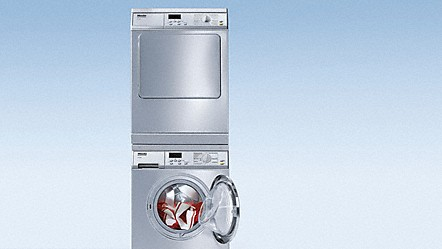 Miele tumble dryers - Tumble dryer for small space pict ...