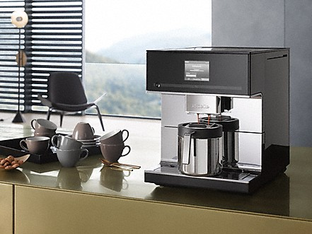 Functie voor koffie- of theekan