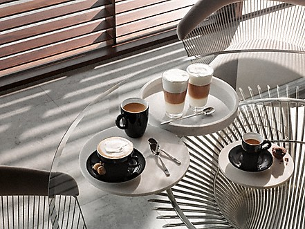 Kaffeegenuss mit System