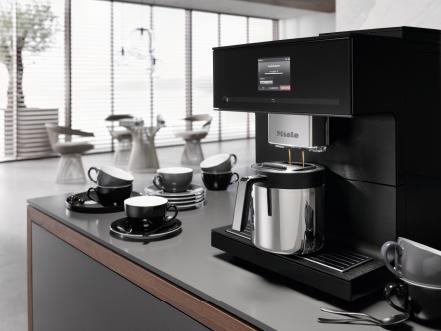 Kaffee- und Teekannenfunktion