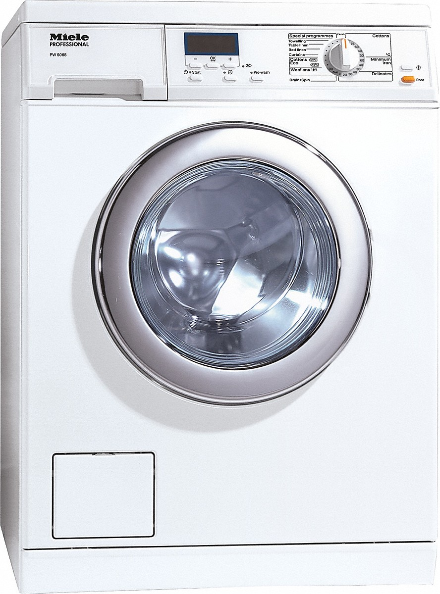 Miele PW 5065 [EL LP OS 3AC 440V 60Hz] Waschmaschine, elektrobeheizt